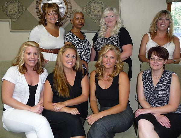 The stylists of Shear Style salon
